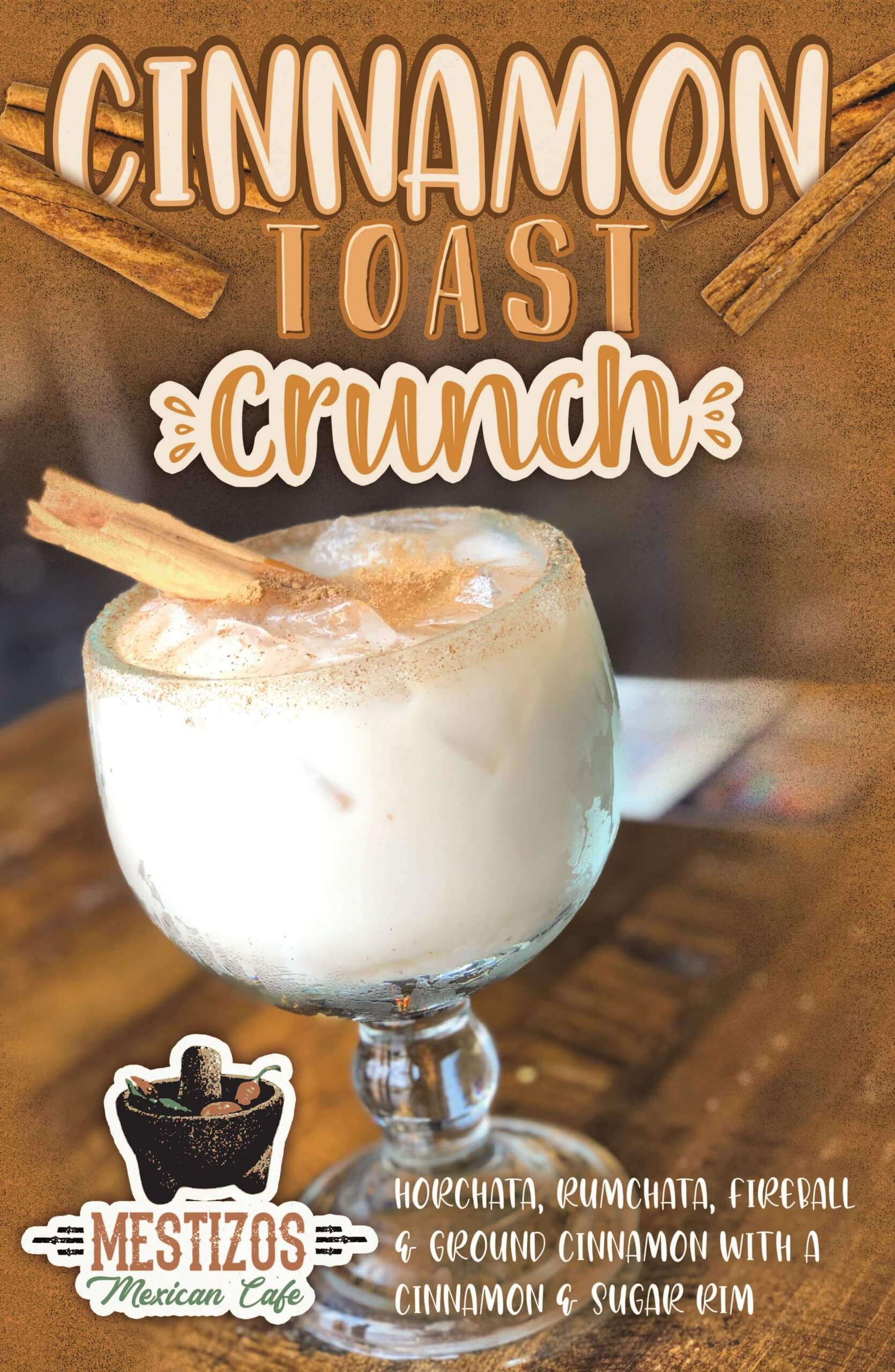 Cinnamon Toast Crunch 11x17